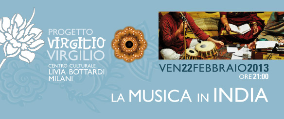 Progetto Virgilio - La Musica in India