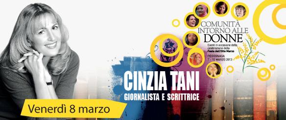 Incontro con Cinzia Tani