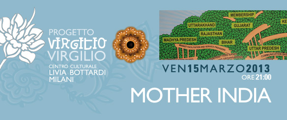 Mother India - Progetto Virgilio