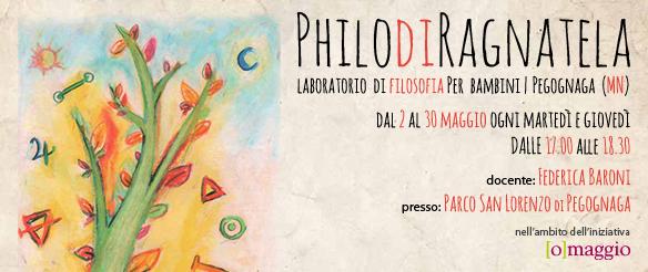 PhiloDiRagnatela - Laboratorio di filosofia per bambini