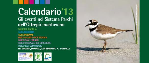 Sistema Parchi Oltrepò mantovano: Eventi 2013