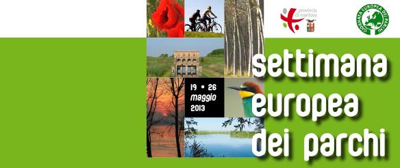 Settimana europea dei parchi