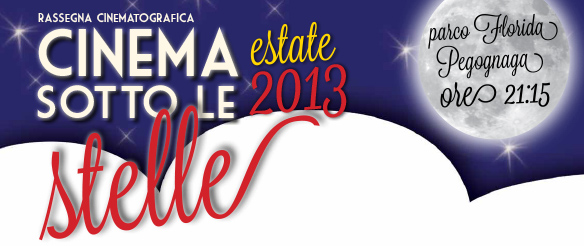 Cinema sotto le stelle 2012