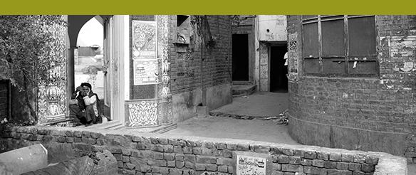 Marco Introini. Passaggio in Oriente: Shanghai e Multan