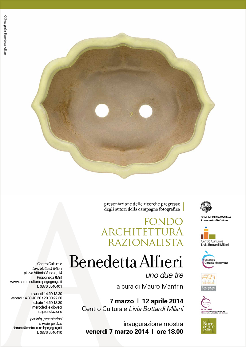 Benedetta Alfieri. Uno due tre