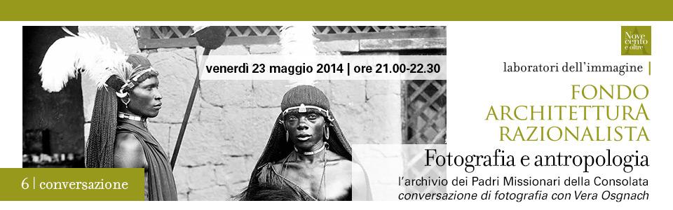 Fotografia e antropologia. Conversazione di fotografia con Vera Osgnach