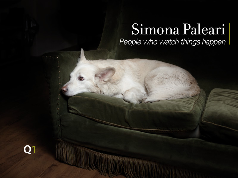 Simona Paleari - People who watch things happen