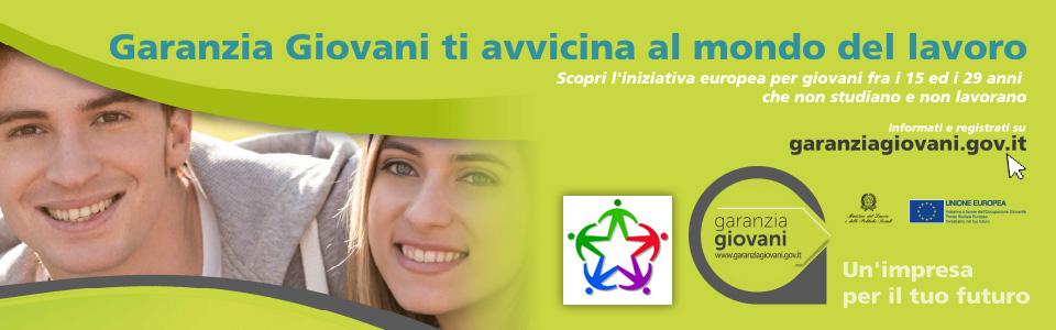 Garanzia Giovani. Servizio Civile Nazionale