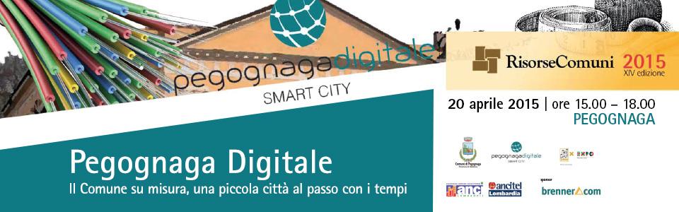 Pegognaga Digitale. Il Comune su misura, una piccola città al passo con i tempi