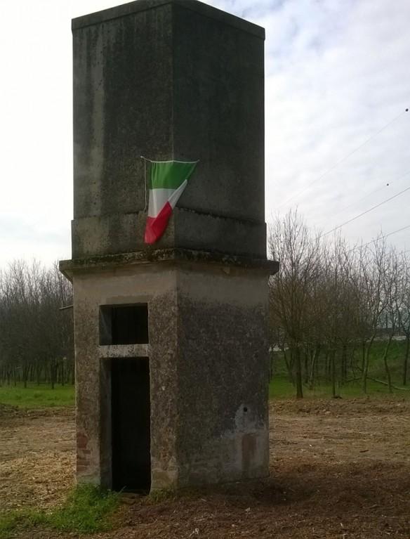 Cisterna Ponchiroli | Il simbolo della Resistenza di Pegognaga