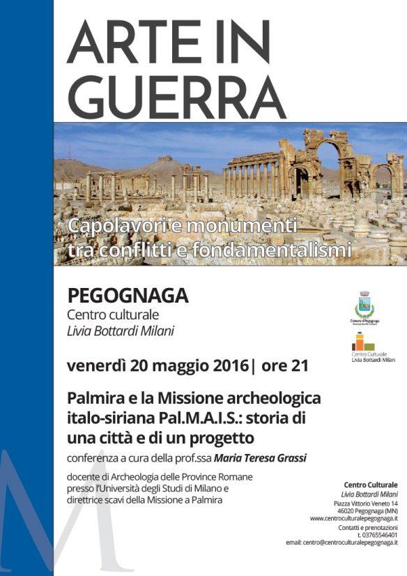 Palmira e la Missione archeologica italo-siriana Pal.M.A.I.S.