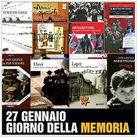 27 gennaio 2017. Giornata della Memoria. Bibliografia