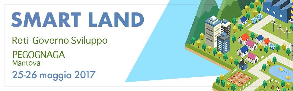 SMART LAND - Reti Governo Sviluppo
