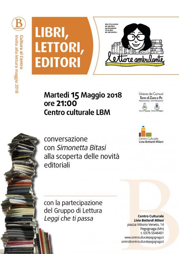 Conversazione con Simonetta Bitasi alla scoperta delle novità editoriali