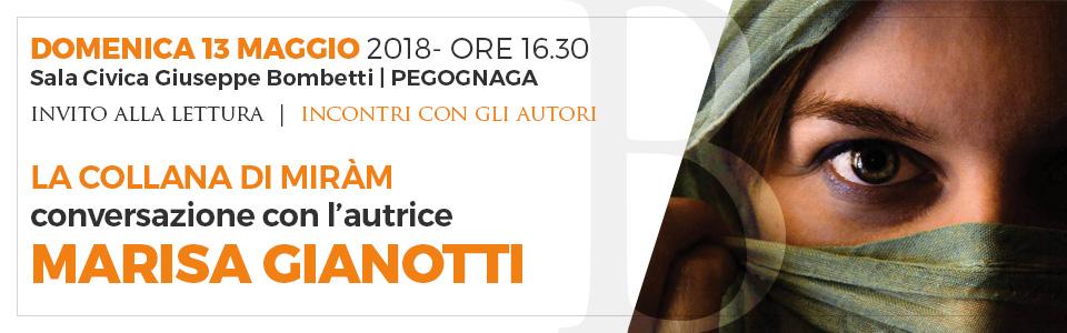 Incontri con gli autori: Marisa Gianotti