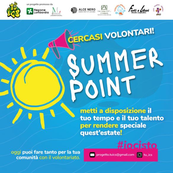 Tu-ICS: Summer Point