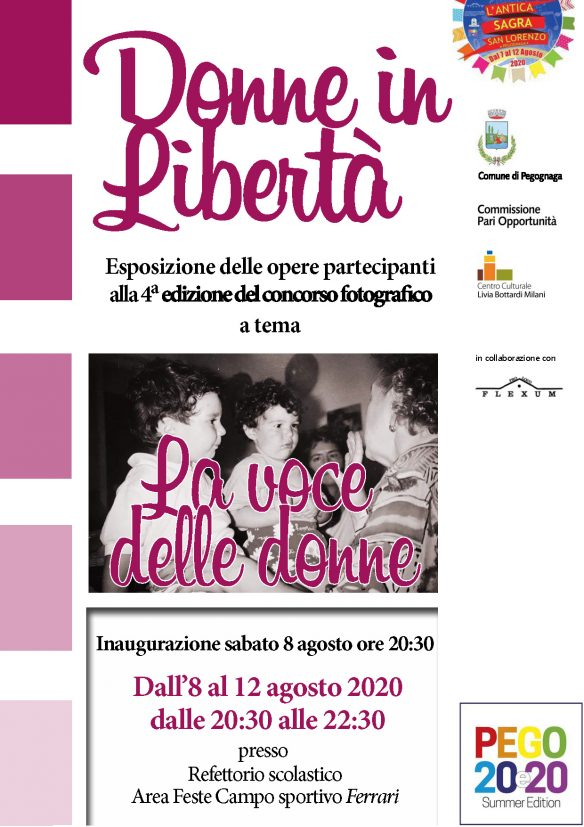 Mostra Donne in libertà