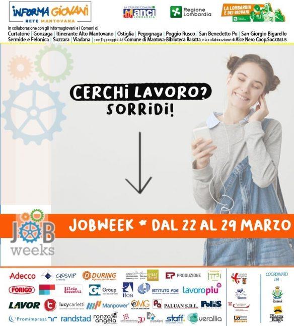 Jobweek 2021