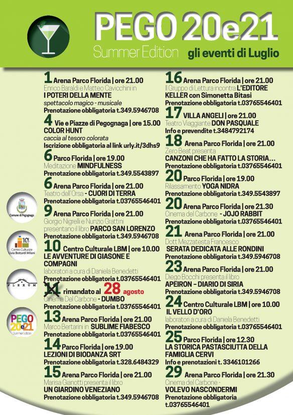 Pegp 20e21 - eventi luglio 2021