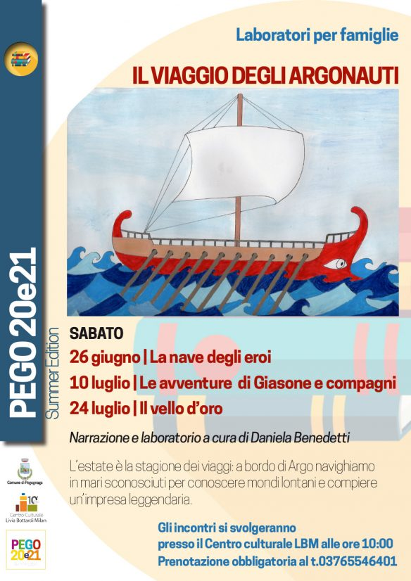 Il viaggio degli Argonauti