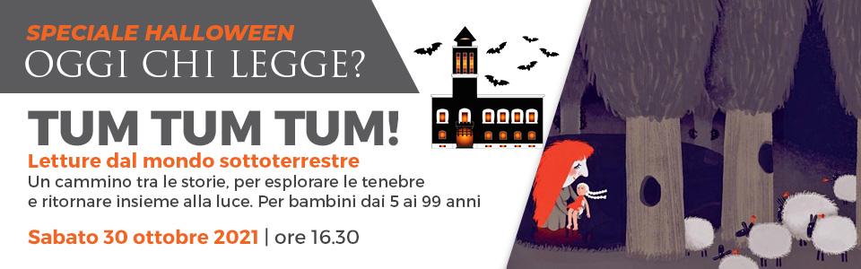Oggi chi legge? Speciale Halloween